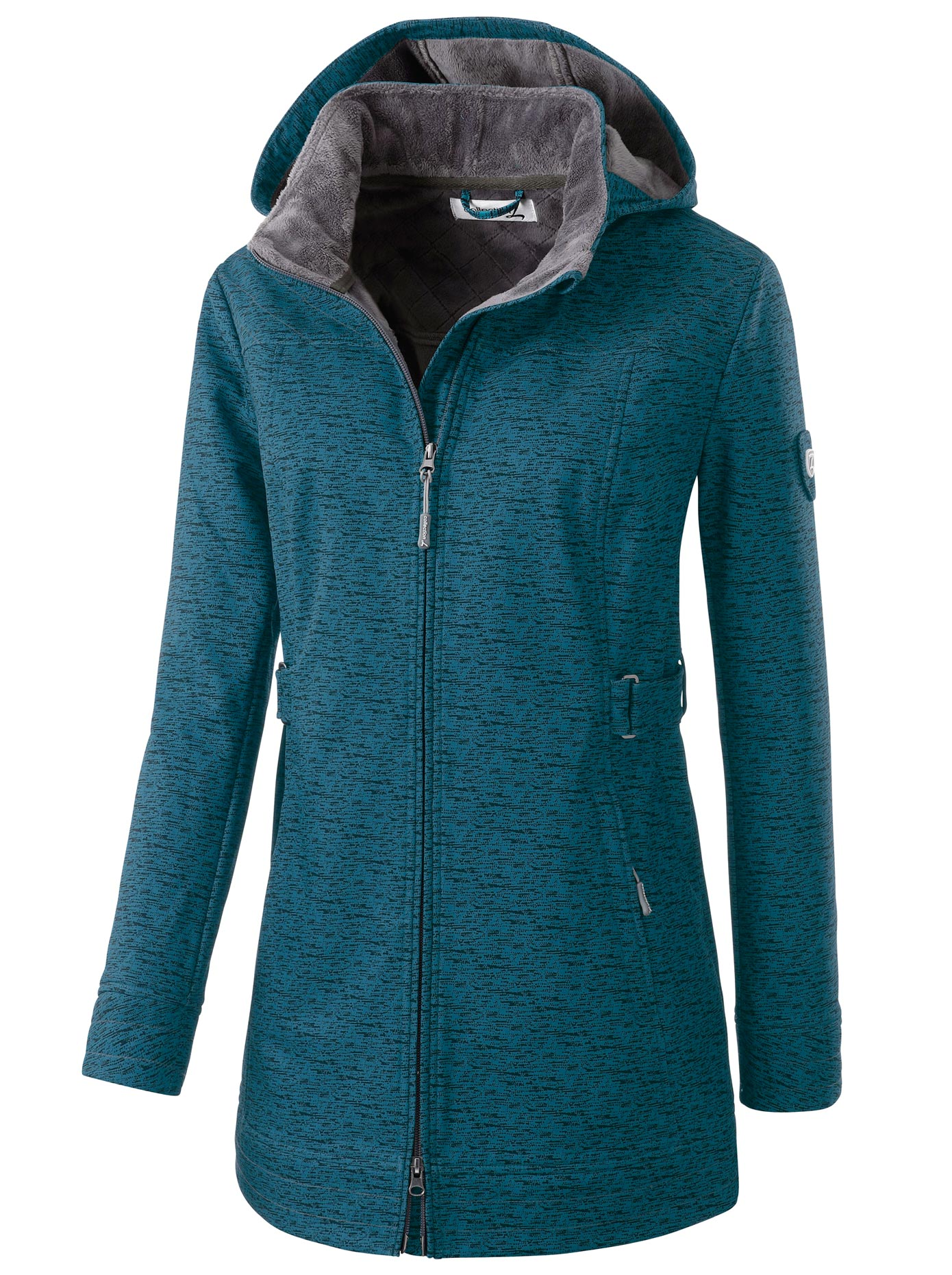 Jacken - Collection L Damen Softshell Jacke grün  - Onlineshop Witt Weiden