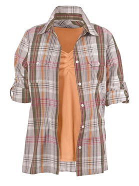 Bluse + Top